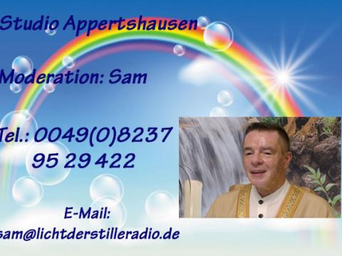 02.01.2018 Mutter Erde singt 1+2+3 Der Schatz in dir - Sam Jesus Moses