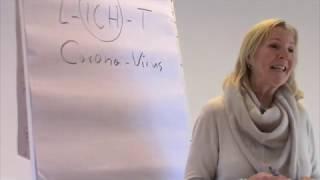 """""""Corona Virus im Licht betrachtet"""" Ingrid Raßelenberg"""