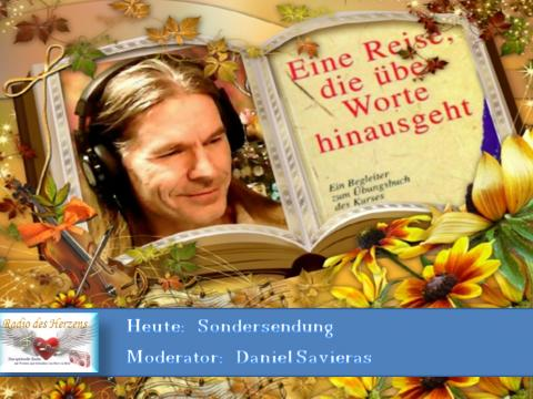 21.09.2018 Radio des Herzens - Sondersendung - Daniel