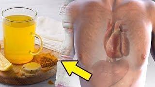 Wenn du täglich Kurkuma Wasser trinkst, wird dies in deinem Körper passieren!