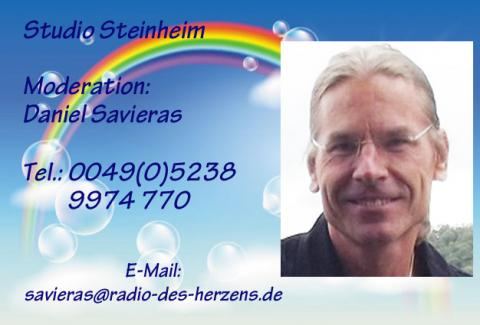 06.04.2019 Radio des Herzens - Vergebung I - Teil 2