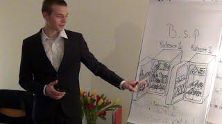 Lernmethoden der Schetinin Schule von Richard Kandlin. Teil 1 Vortrag