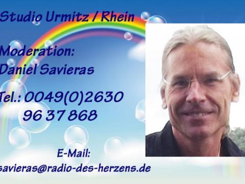 13.04.2018 Radio des Herzens - Angst, Wertschätzung, Liebe - Daniel