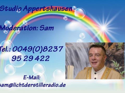 02.03.2018 Der seelische Dimensionswechsel - Mutter Erde spricht zu uns - Sam Jesus Moses