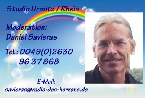 01.06.2018 Radio des Herzens - Was ist wirklich von Bedeutung Teil 2 - Daniel